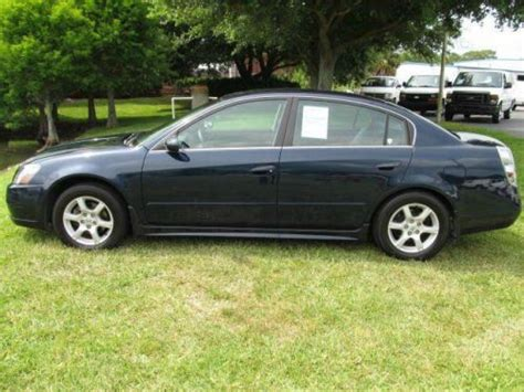 2005 nissan altima 2 5 type sell used 2005 nissan altima 2 5 s in 4114 s orlando dr