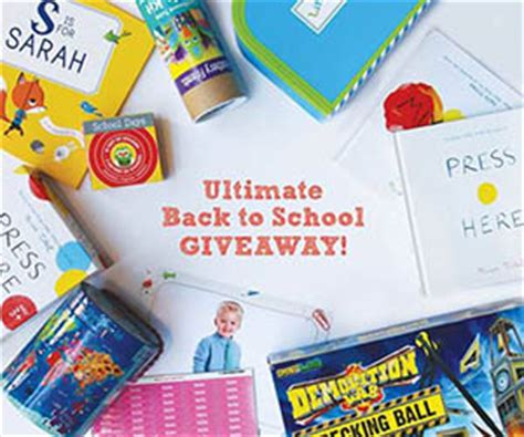 Back To School Sweepstakes 2015 - little passports ultimate back to school sweepstakes
