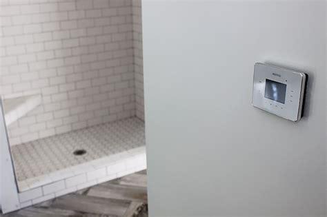 heated bathroom floor systems heated floors in the master bathroom