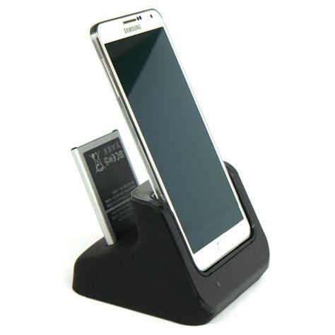 Desktop Charger Dock For Samsung Note 3 Microusb Type B dual charging dock for samsung galaxy note 3 black jakartanotebook