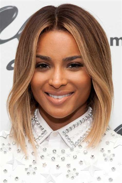 light brown hairstyles on black women 10 light brown bob hairstyles short hairstyles 2016