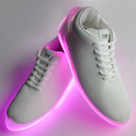 shoes that have lights orphe light up motion controller shoes flashy footwear