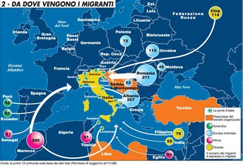 migrazione interna valigie di cartone l immigrazione irregolare cambia rotta