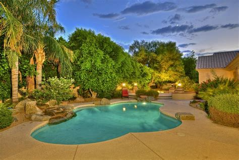Backyard Day Scottsdale 1000 Images About Pool Landscape On