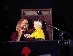 Hittin the web with the allman brothers band