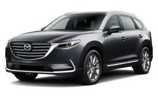mazda cx 9 reviews mazda cx 9 price photos and specs