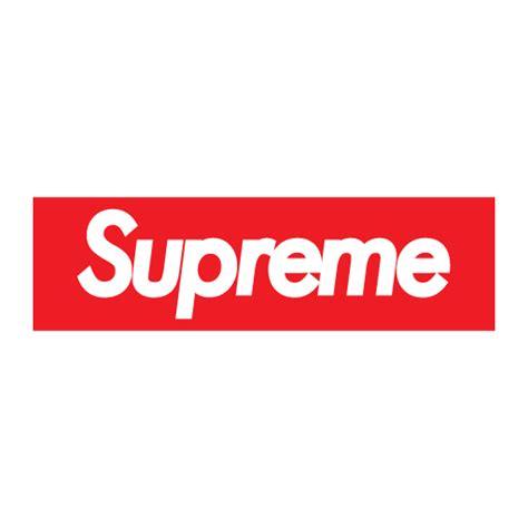 supreme logo supreme logo in eps ai vector free