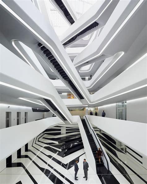 designboom zaha hadid japan zaha hadid dominion office building in moscow