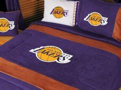 lakers queen comforter set 1000 images about cool beds on pinterest oakland