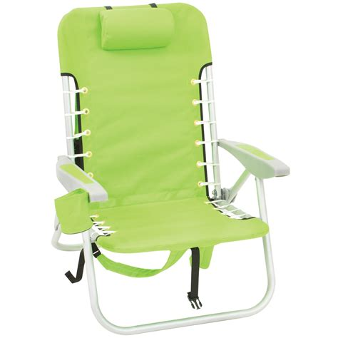 Chair Backpack by Lace Up Backpack Chair Lime Back Pack Chairs
