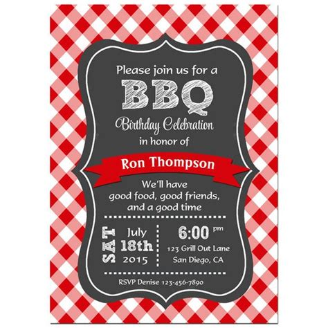 Bbq Invitation Printable Or Printed With Free Shipping Baby Q Baby Shower Barbecue Free Downloadable Bbq Invitation Template