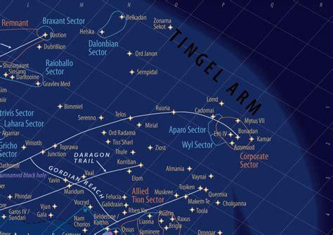 printable star wars galaxy map map of the galaxy far far away