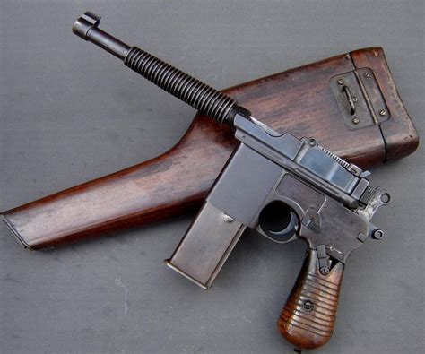 the broomhandle mauser weapon 1472816153 weapons lover gotta love a mauser broomhandle weapons pistols weapons