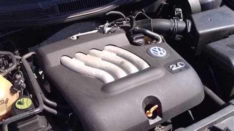 how does a cars engine work 2002 volkswagen rio auto manual volkswagen jetta 2002 2 0 start up noise youtube