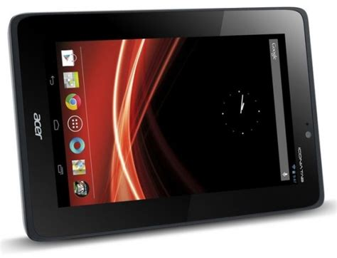 Hp Acer Android Jelly Bean acer announces 7 inch iconia tab a110 android jelly bean tablet gadget helpline