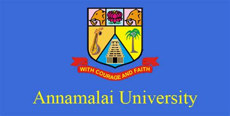 Annamalai Mba by Annamalai S Mba Programmes Your Gateway