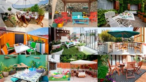 ideas decorar terraza grande 10 ideas para decorar una terraza hogarmania