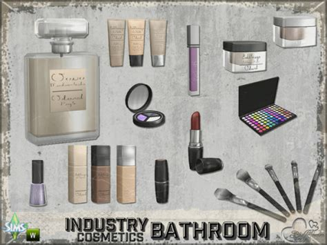 sims 4 cc clutter sims 4 makeup clutter tumblr