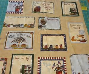 Quilt Labels by Quilt Labels Are An Emotional Subject Quilting Sewing