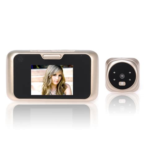 Door Peephole Wifi by 3 0 Quot Tft Lcd Color Screen Digital Wireless Door Peephole Door Viewer Doorbell Door Eye