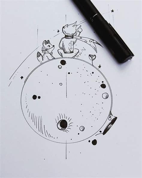 el pequeno viro 8420447838 arte do pequeno pr 237 ncipe desenvolvida para tatuagem da cliente camilajustinomakeup arte