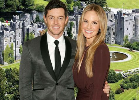rory mcilroy engaged to girlfriend erica stoll rory mcilroy and erica stoll wed in lavish ceremony at