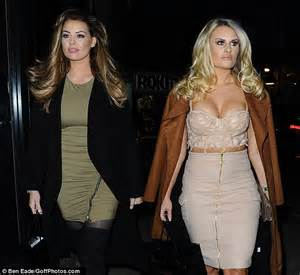 danielle towie haircut towie s danielle armstrong joins gal pal jessica wright
