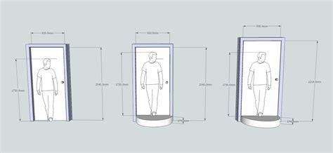 Standard Residential Door Sizes Home Design Residential Garage Door Sizes