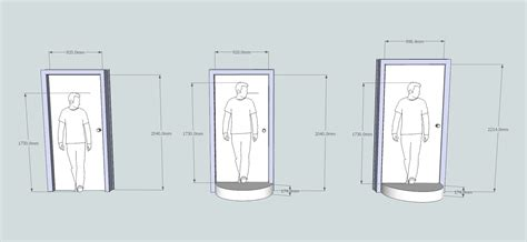 Standard Residential Door Sizes Home Design Standard Residential Garage Door Sizes