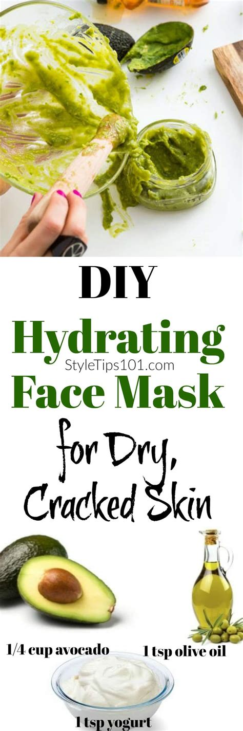 diy hydrating mask pictures photos and images for and diy hydrating mask with avocado yogurt