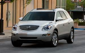Images Of Buick Enclave 2012 Buick Enclave Front Three Quarter Photo 3