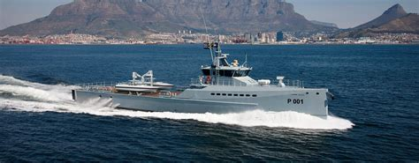 Am Arm 5009 by Damen Fcs 5009 Patrol Vessels To Be Built In South