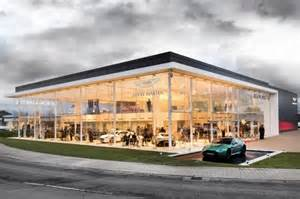 Aston Martin Showrooms Stoneacre Opens New Aston Martin Showroom In Newcastle