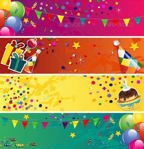 birthday banner template birthday banner template 23 free psd eps in design
