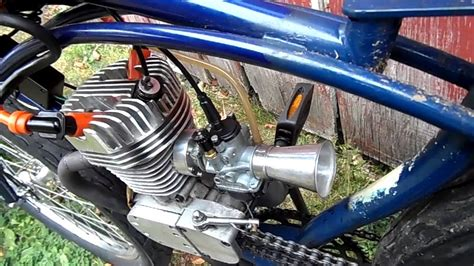 motorized bicycle engine up of the ignition motorized bicycle engine