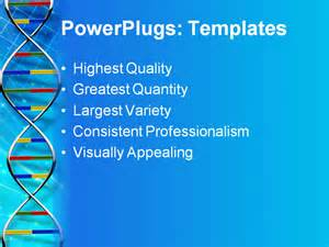 dna powerpoint templates free dna powerpoint template