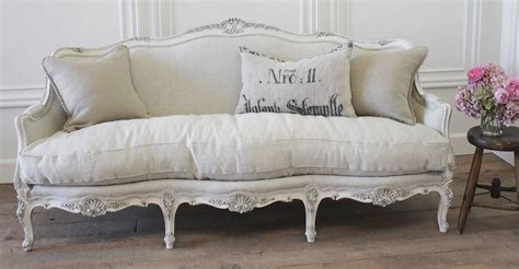 painted sofa antique painted french sofa in the louis xv style