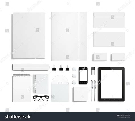 drive buisness card template blank stationery corporate id template consist stock