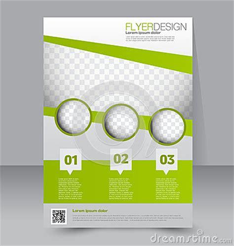 flyer template business brochure editable a4 poster