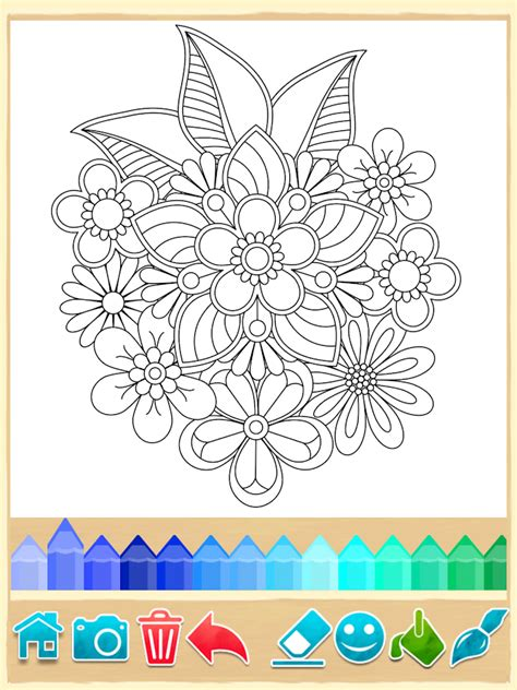 mandala coloring pages play mandala coloring pages android apps on play
