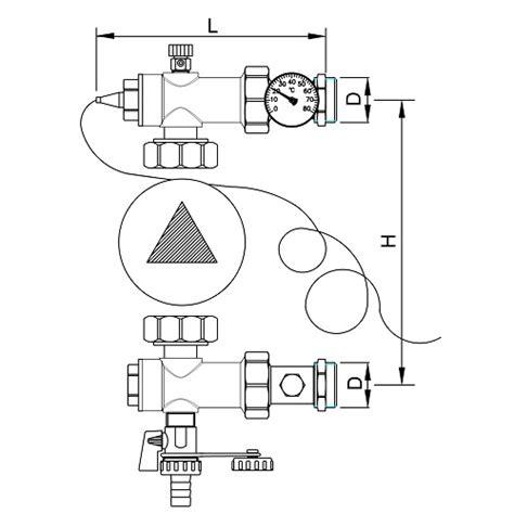 riscaldamento a pavimento regolazione regolazione temperatura pannelli radianti sistema