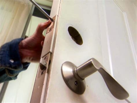 How To Install A Lock On A Door by Door Lock Installation A Locksmith Can Help Install A