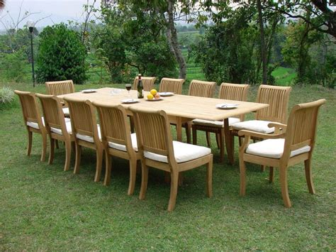 teak outdoor dining table model teak outdoor dining