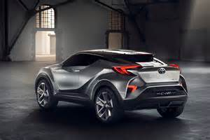 toyota new suv car toyota unveils a new small suv concept car previews driven