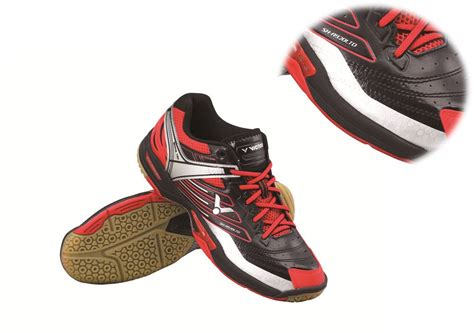 Sepatu Bulutangkis Victor Terbaru victor sh a920 ltd mulai revolusi untuk kenyamanan dan