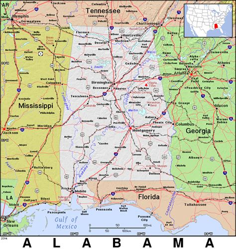 road map of alabama usa al 183 alabama 183 domain maps by pat the free open