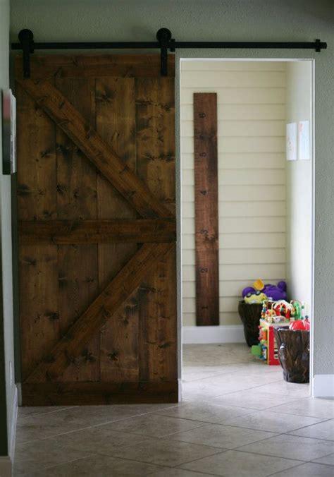 Custom Barn Doors Custom Barn Door Track