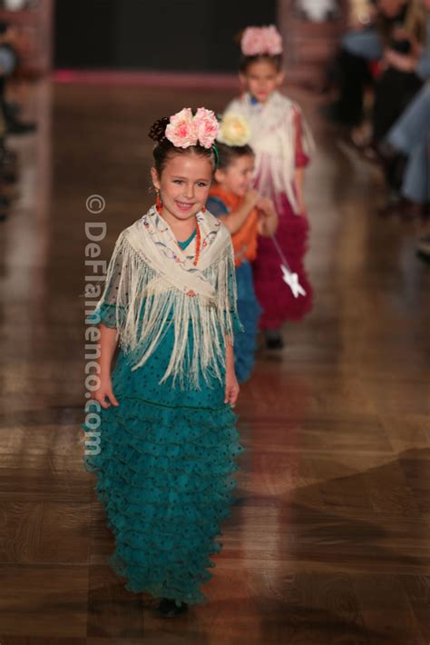 imagenes de we love flamenco 2015 roc 237 o peralta desfile infantil we love flamenco 2014