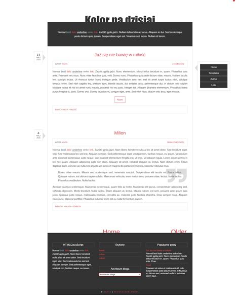 simple blog templates for blogger free blogger template simple by stupid owl on deviantart