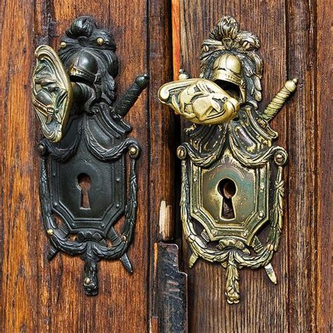 Unique And Interesting Door Knobs For An Appealing Front Unique Front Door Handles